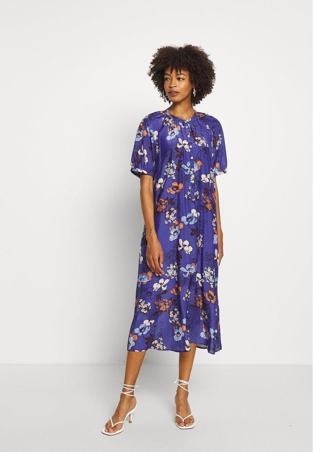 DIARA - Shirt dress - marlin blue