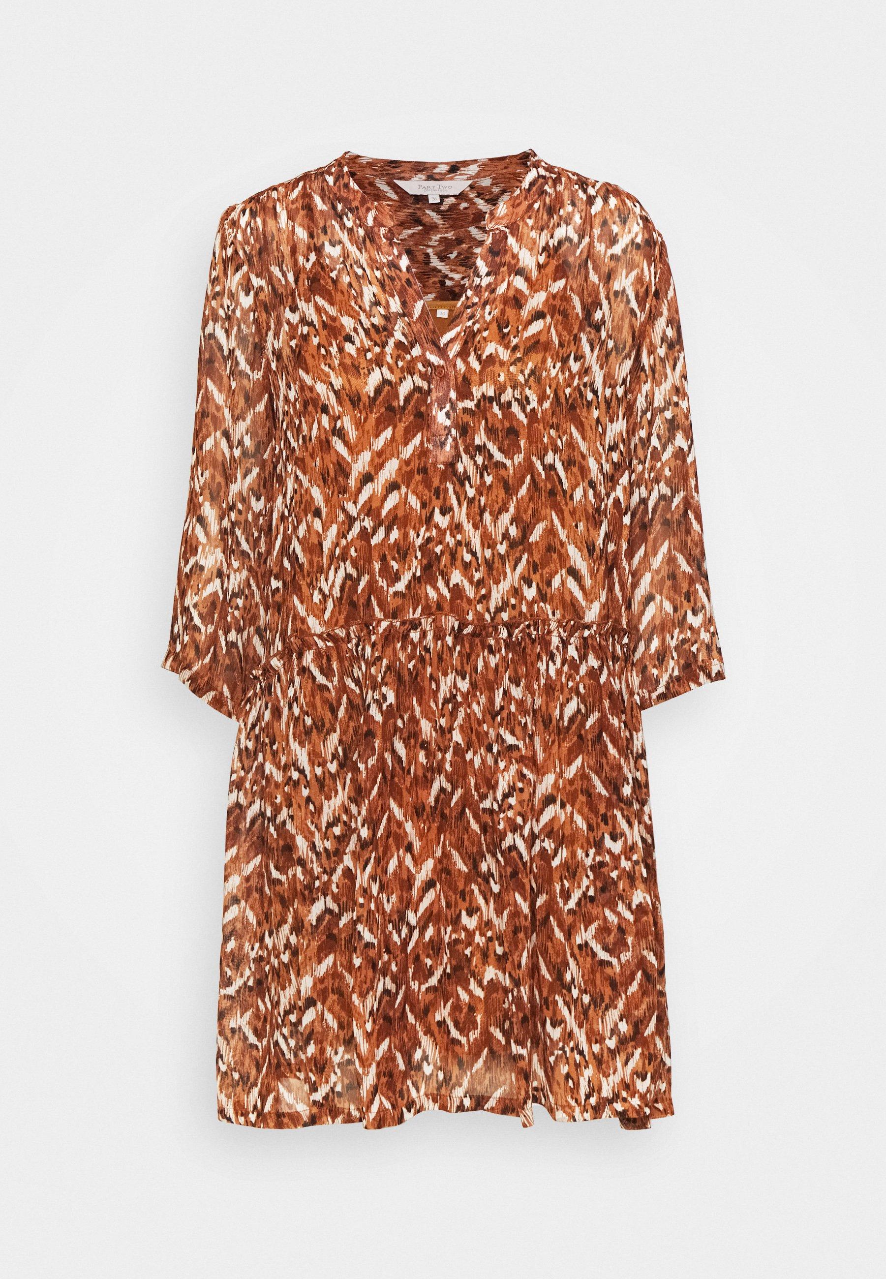 Part Two SOPHIAS Korte jurk sunburn Zalando.nl