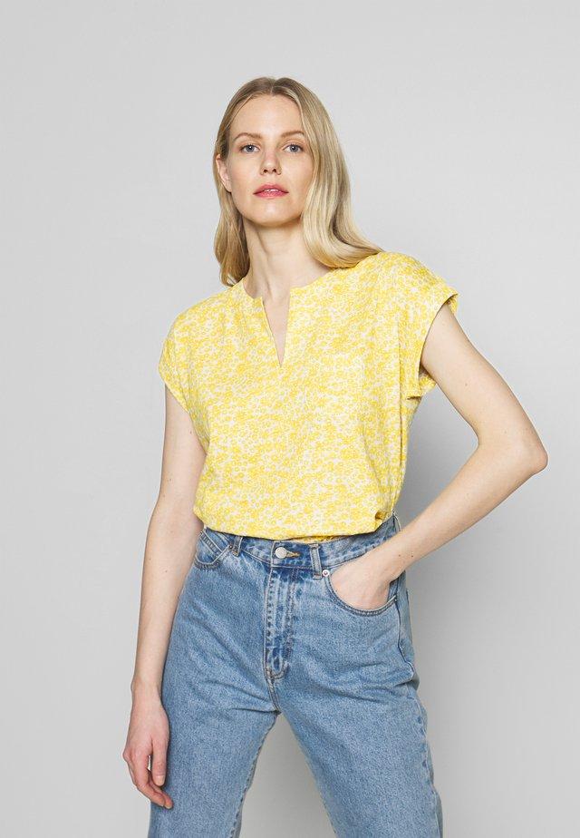 KEDITA - T-Shirt print - ceylon yellow
