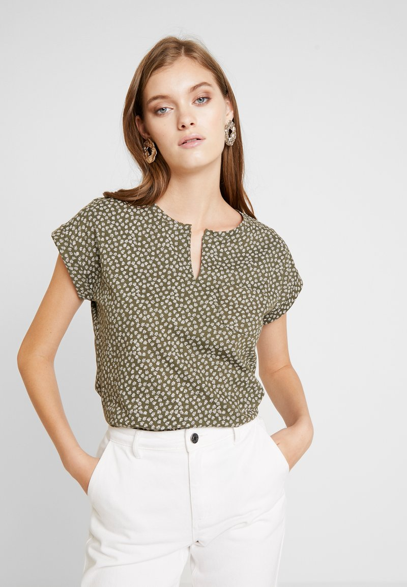 Part Two - KEDITA - Print T-shirt - green