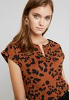 Part Two - KEDITA - T-Shirt print - brown