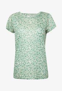 Part Two - KASSIM - Print T-shirt - green - 3