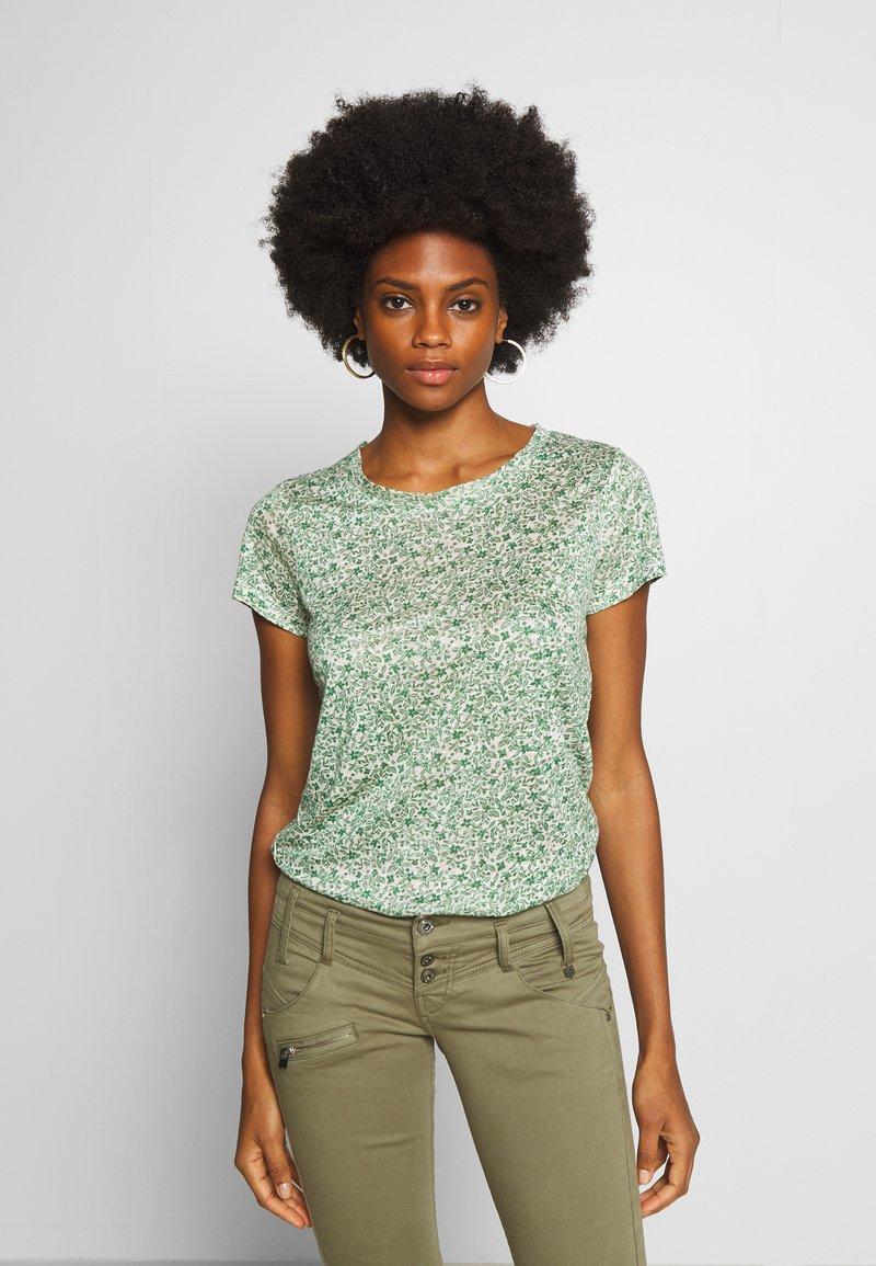 Part Two - KASSIM - Print T-shirt - green