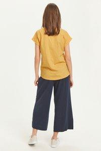 Part Two - KEDITA  - Basic T-shirt -  dark yellow - 6