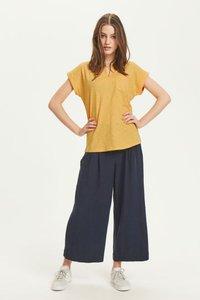 Part Two - KEDITA  - Basic T-shirt -  dark yellow - 5