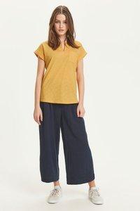 Part Two - KEDITA  - Basic T-shirt -  dark yellow - 1