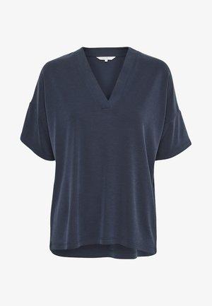 TIA TS - T-shirt basic - dark navy