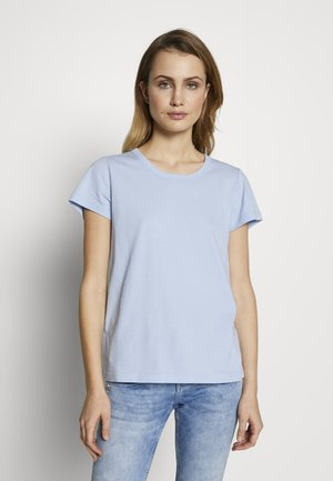 RATA  - T-shirt z nadrukiem - chambray blue