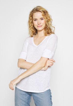 CURLY - Basic T-shirt - bright white