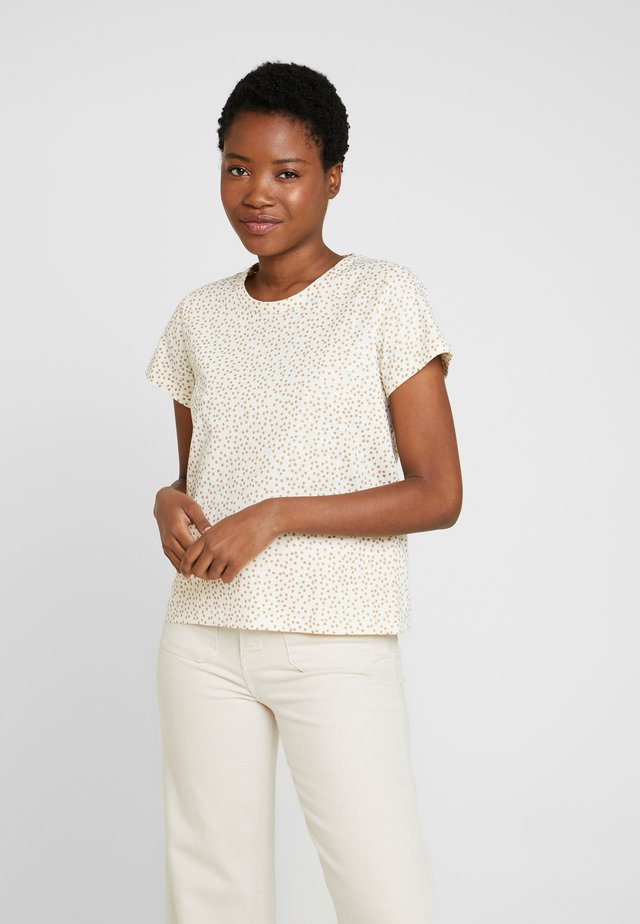 RATA  - T-Shirt print -  whitecap