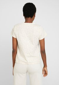 Part Two - RATA  - Print T-shirt -  whitecap - 2