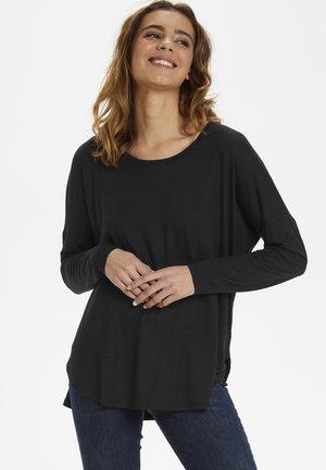 FALAPW  - T-shirt à manches longues - black