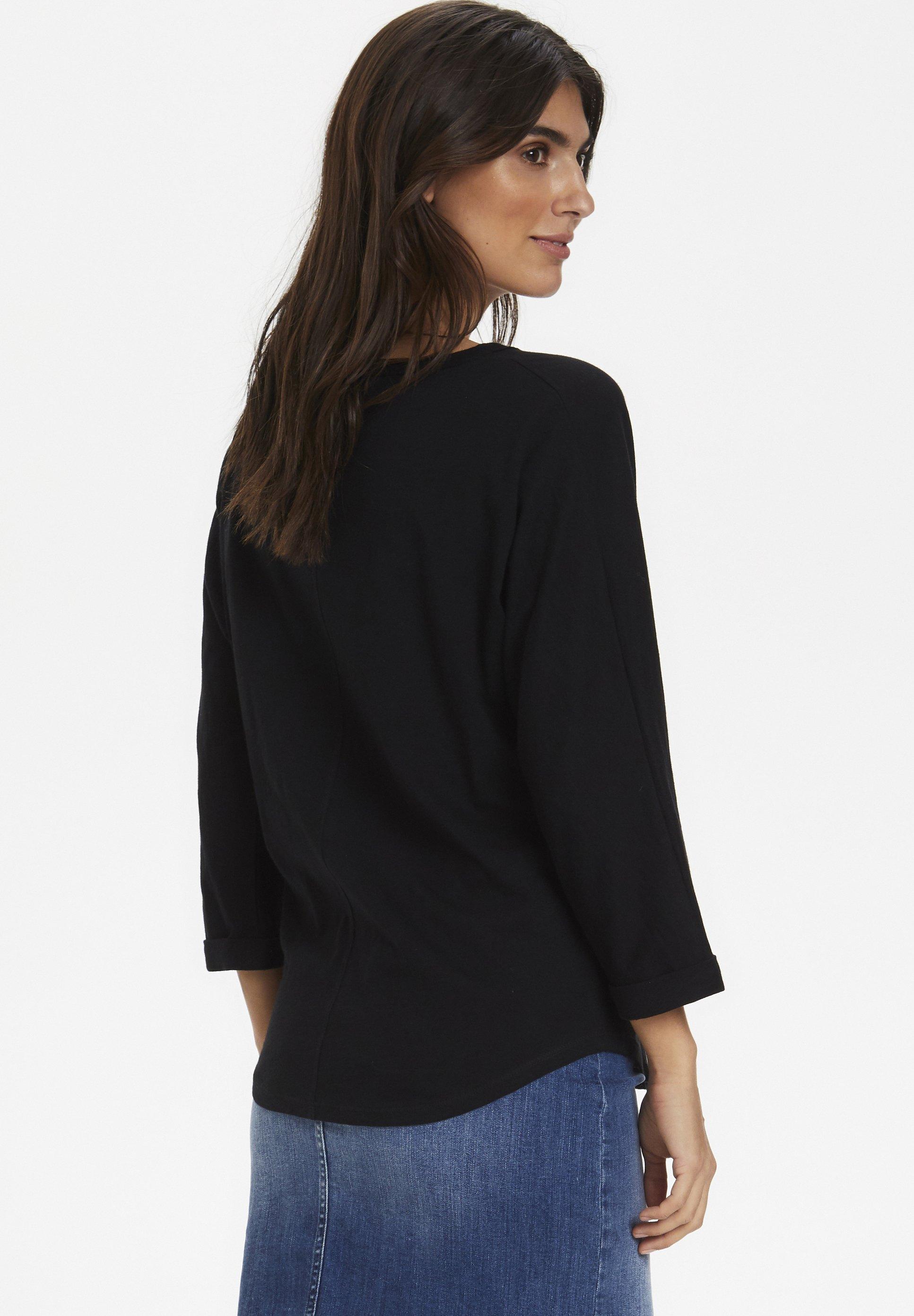 Part Two T-shirt À Manches Longues - Black