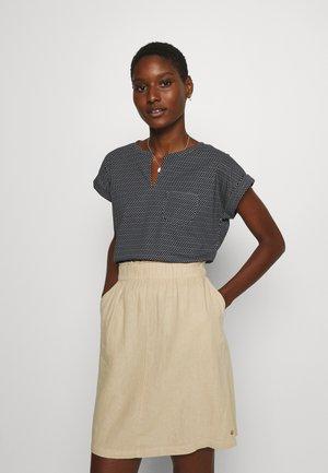 KEDITA - Print T-shirt - navy