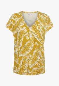 Part Two - Print T-shirt - palm/golden spice - 5