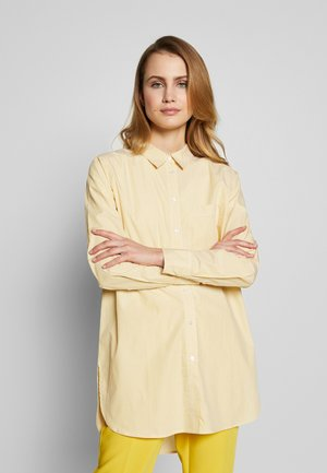 LULAS - Button-down blouse - ceylon yellow