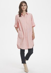 Part Two - RIVA  - Button-down blouse - red - 1