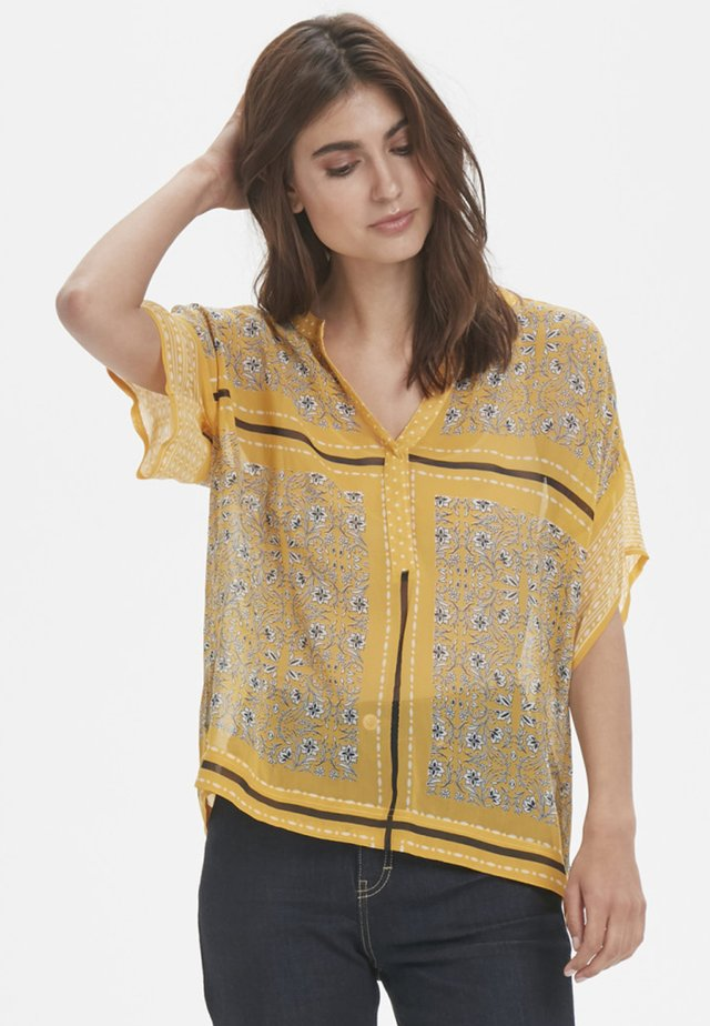SIMONE  - Blouse - yellow