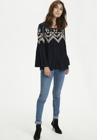Part Two - TORUN BL - Blouse - dark navy - 1