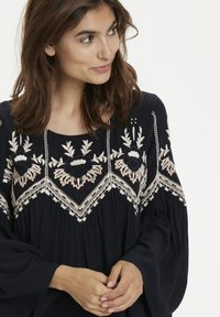 Part Two - TORUN BL - Blouse - dark navy - 4