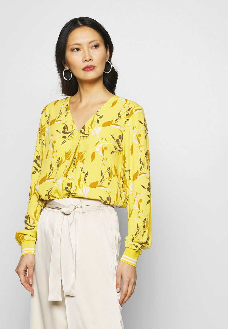 Part Two - PAX - Blouse - yellow