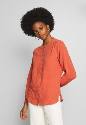 BERETHE - Blouse - redwood