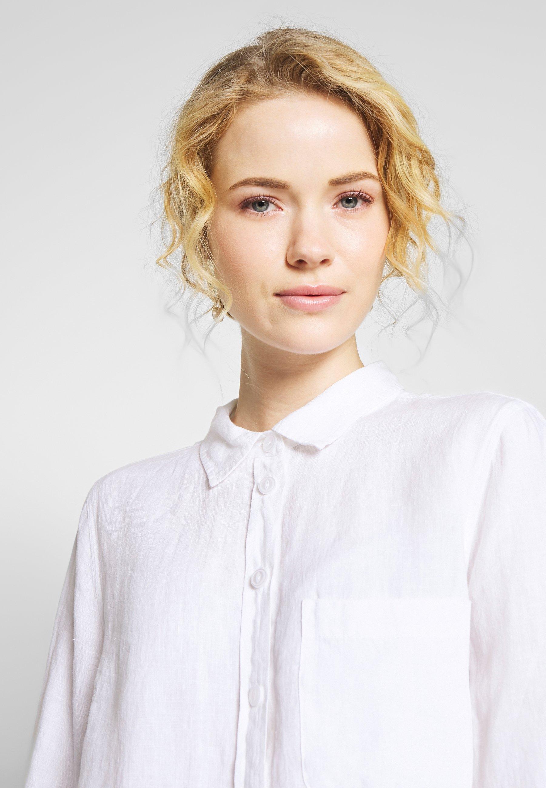 Part Two KIVA - Camicia - bright white