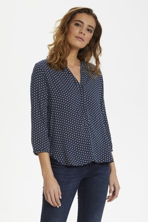 CHICHIPW  - Blouse -  dark blue