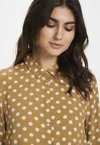 Part Two - BIRGITHPW - Button-down blouse - brown - 4