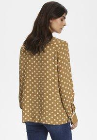 Part Two - BIRGITHPW - Button-down blouse - brown - 3