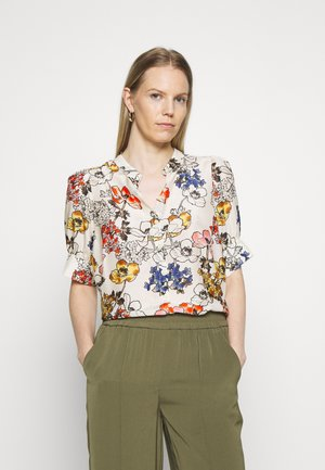DONA - Button-down blouse - multi color