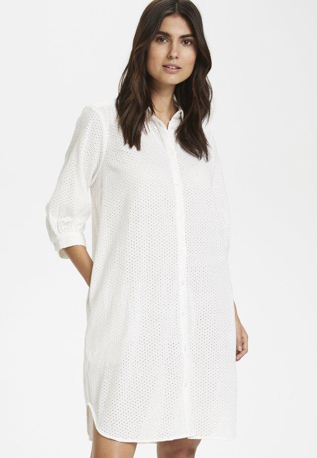 RIVASPW - Shirt dress - bright white