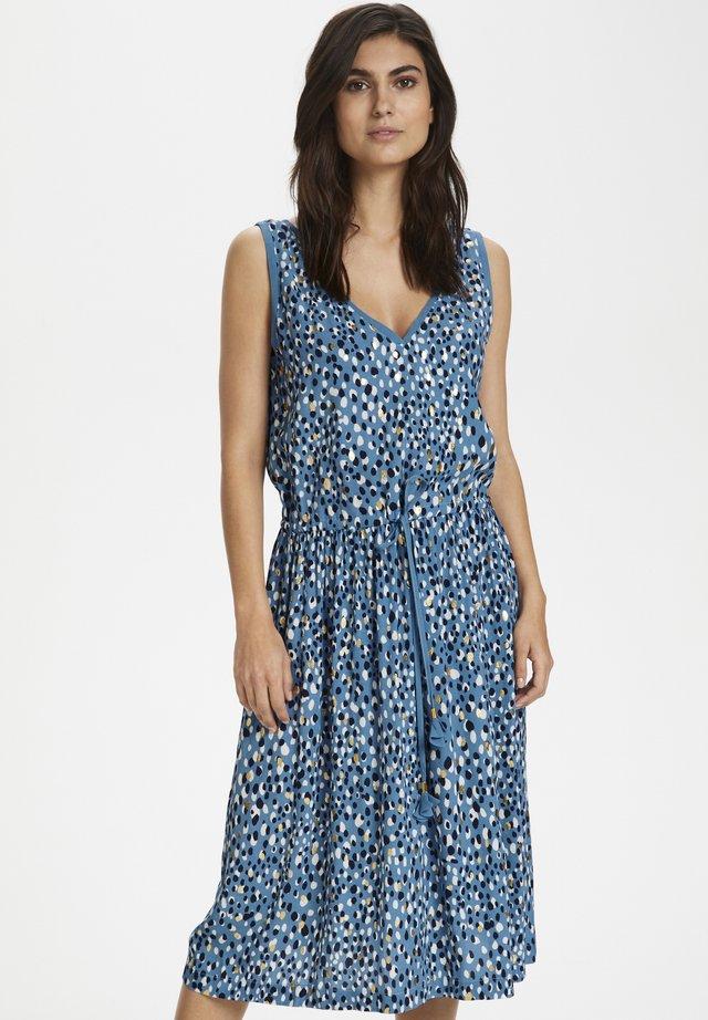 CAMELIAPW - Korte jurk - blue heaven