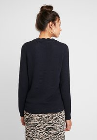 Part Two - ORIKA - Jumper - dark navy - 2