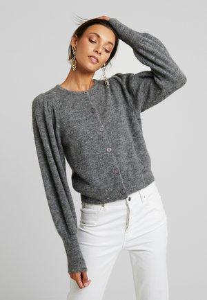 TALIVA - Vest - medium grey melange