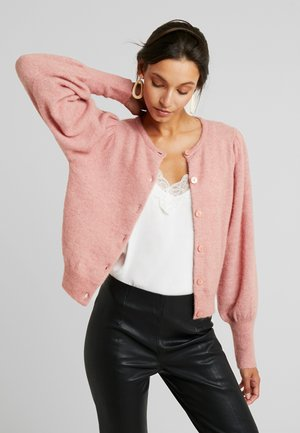 TALIVA - Cardigan - rose tan