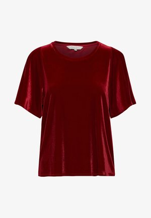 VANDA BL - Blouse - red dahlia
