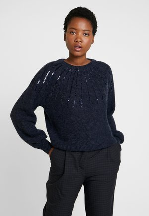 ADELIA - Jumper - dark navy