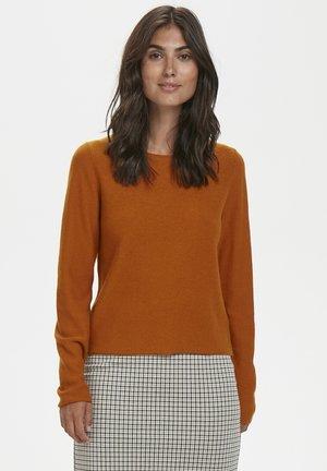 Pullover - pumpkin spice