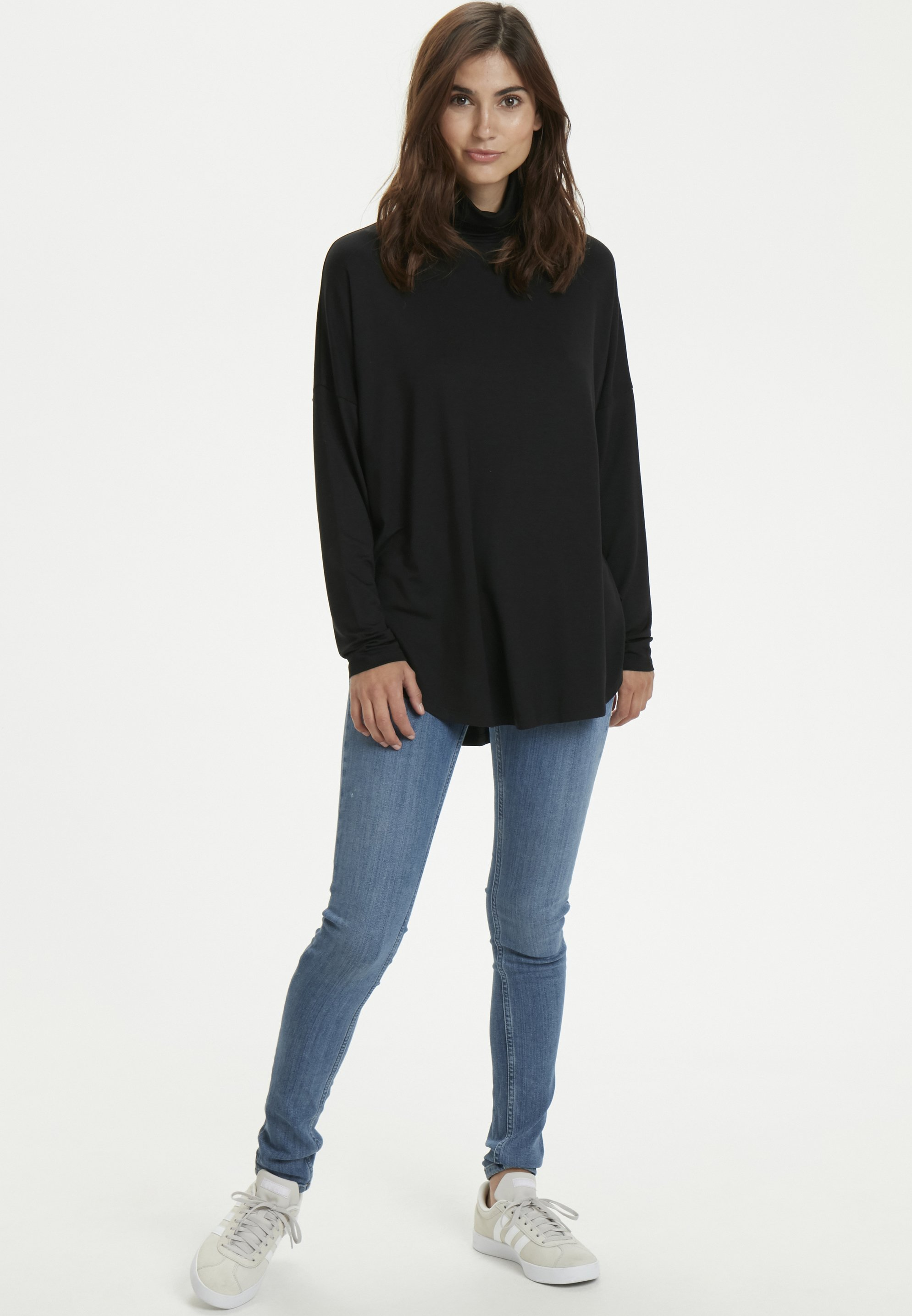 Part Two Falapw - Long Sleeved Top Black