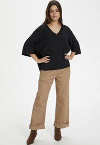 Part Two - Sweter - black - 1