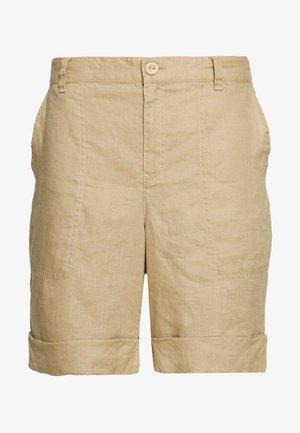 DATINEPW - Shorts - beige
