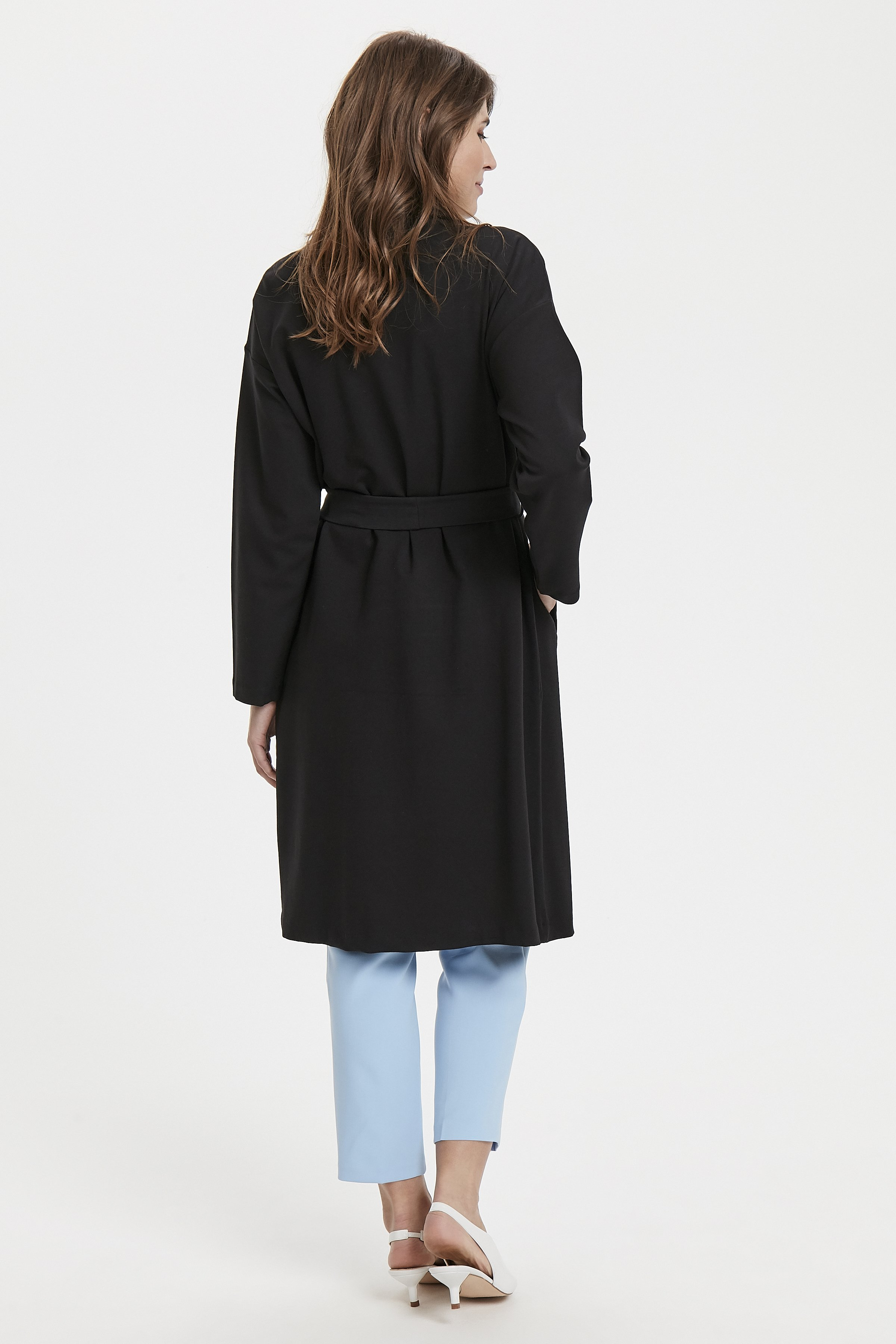 Part Two Ohanna - Trenchcoat Black 08SexUrN