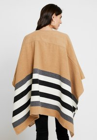 Part Two - SHARON - Poncho - camel - 2