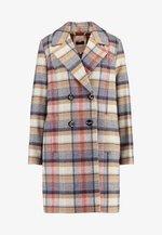 TILNEY - Classic coat - brown
