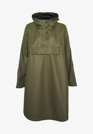 BRINLY RAINWEAR - Cape - grape leaf