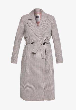 Płaszcz wełniany /Płaszcz klasyczny - rose dawns