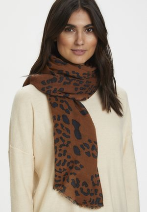 ILMA - Scarf - brown