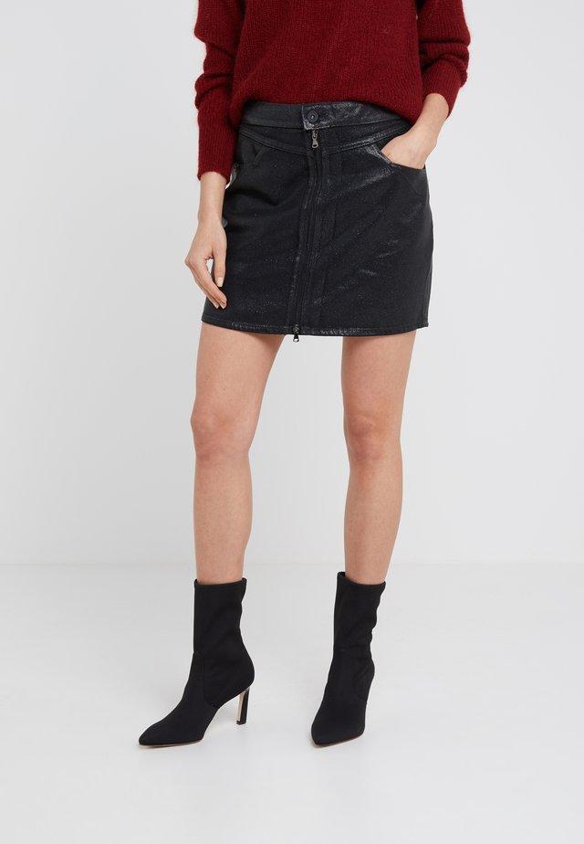 JAMIE SKIRT - Mini skirt - sparkle