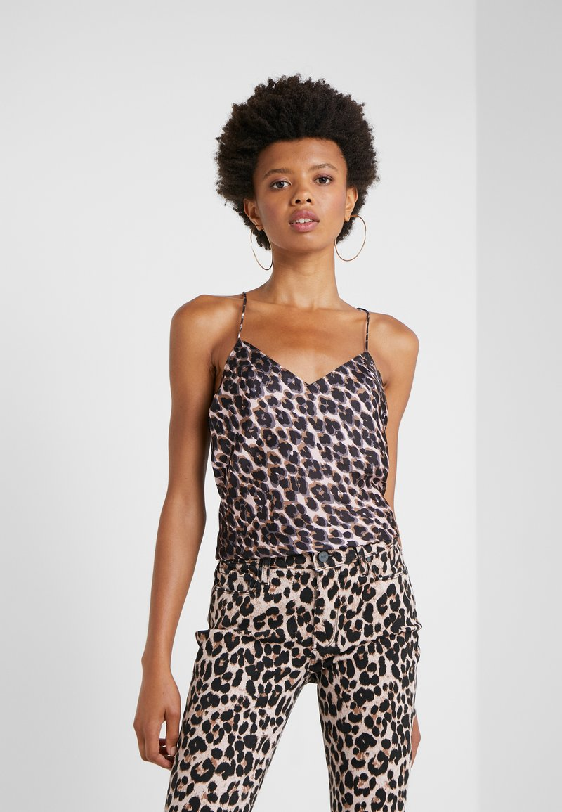 Paige - CICELY CAMI TOP - Top - zephyr shale
